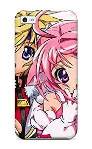 Ortiz Bland Iphone 5c Well-designed Hard Case Cover Best Days Anime Protector