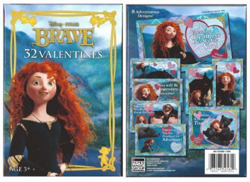 brave disney reaction paper Brave is an important alternative to the problematic portrayals of women in most children's movies, and is an example of how to better represent women representation of women in disney movies.