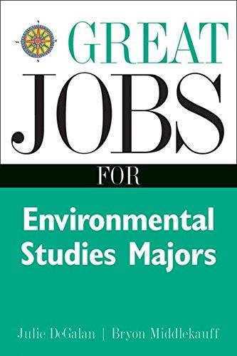 Great Jobs for Environmental Studies Majors (Great Jobs For…Series)