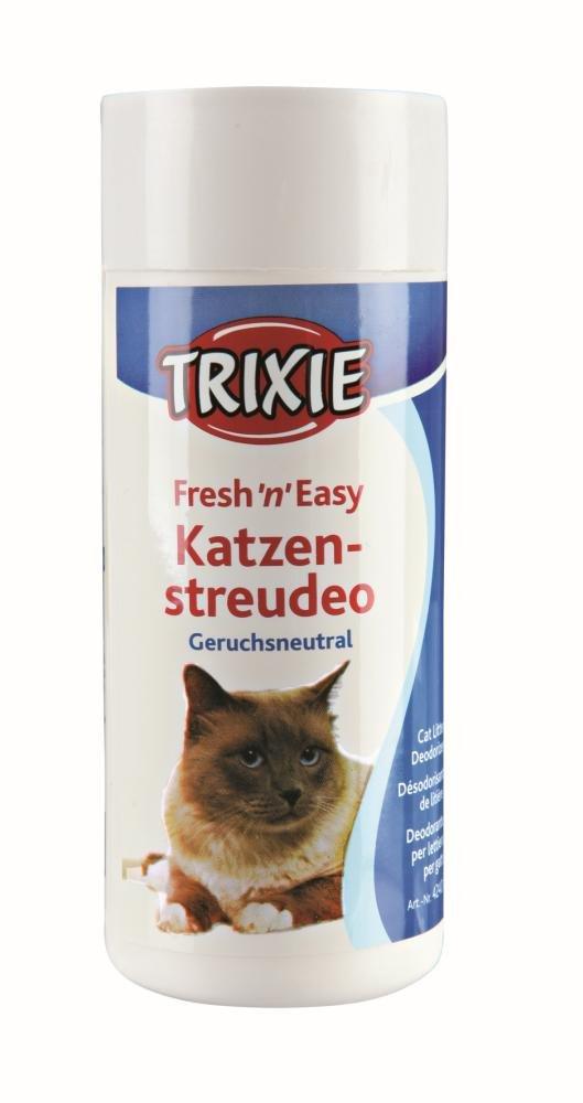 Désodorisant de litière, sans parfum, 200 g pour chat TRIXIE 42401