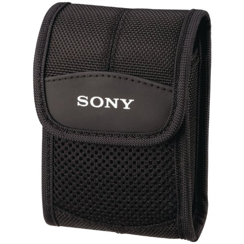 Sony LCS-CST General Purpose Soft Carrying Case for Slim Cybershot Digital Cameras