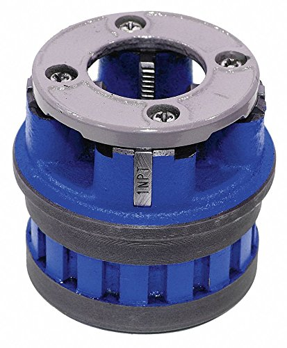Manual Threader Die Head, For Nominal Pipe Size: 1/2'', TPI: 14, NPT