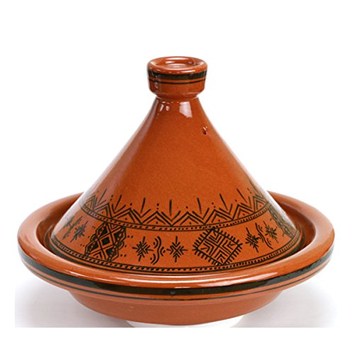 Tagine Cooking Moorish 25cm By Zamouri Spices