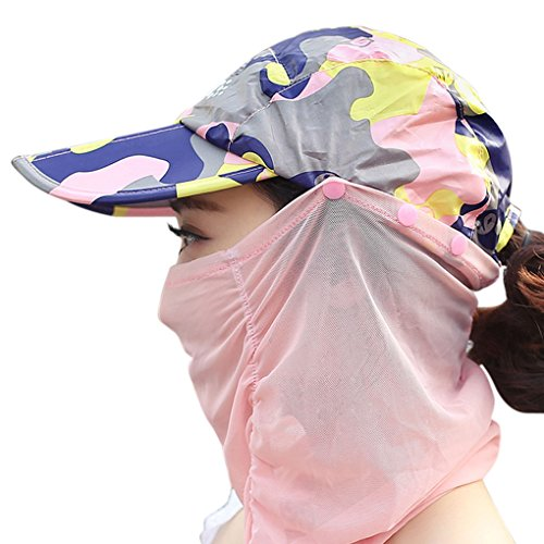 7d468d71e02 FakeFace HOT Quick-drying Sunhat Anti-UV Sun Block Protection Foldable  Outdoor Cycling Fishing Summer Beach Sun Straw Hat Visor Cap Topee  Sunbonnet Large ...