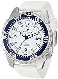Momentum Men's 1M-DV06WS1W M1 Deep 6 Special Edition White Rubber Dive Watch