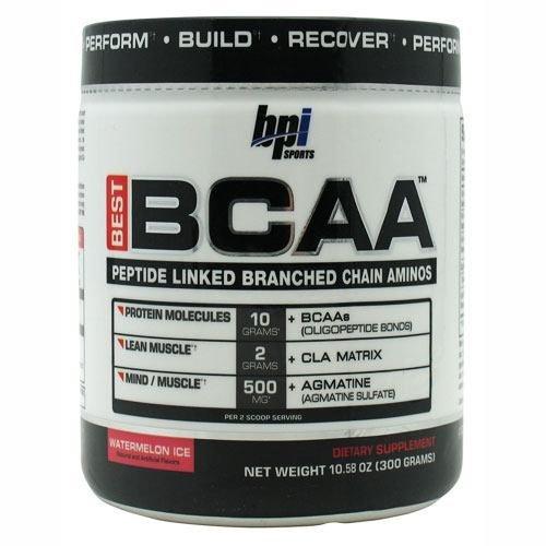 BPI BPI Best BCAA, Watermelon Ice, 30 ea