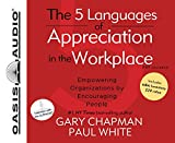 img - for The 5 Languages of Appreciation in the Workplace (Library Edition): Empowering Organizations by Encouraging People book / textbook / text book