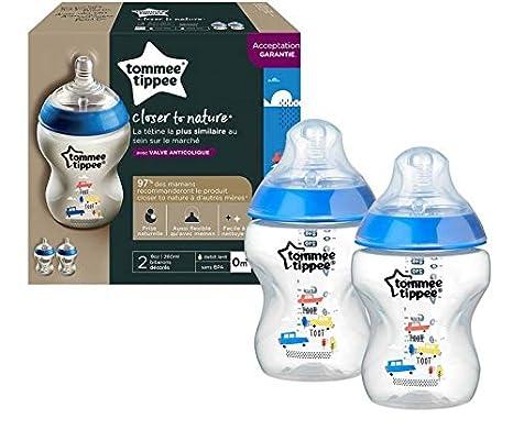 Tommee Tippee Closer to Nature Baby-Fl/äschchen 150 ml