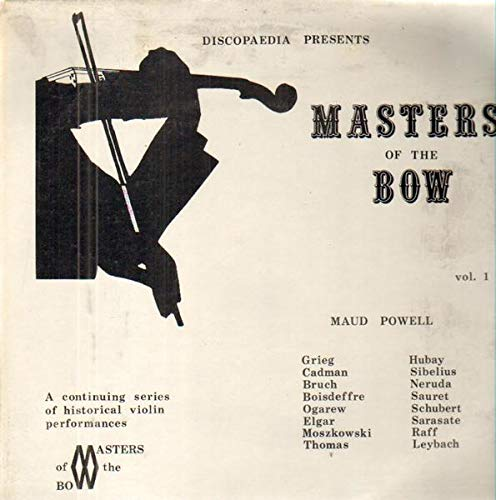 Discopaedia Presents Masters of the Bow Vol. 1, Maud ()