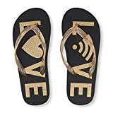 The Childrens Place Kids BG Love FF Flip-Flop