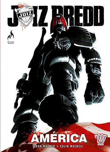 Juiz Dredd. América