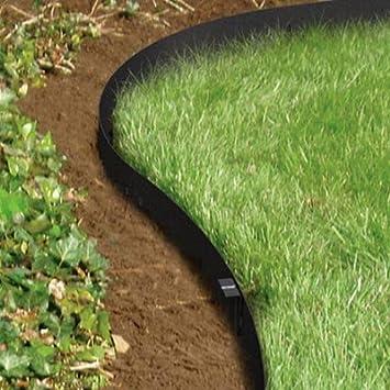 Bon Amazon.com : Panacea Straight Edge Landscape Edging, Black, Quantity 12 :  Garden U0026 Outdoor