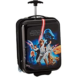 Star Wars Luggage Classic Characters 16 Inch Hard Side, Multi, One Size