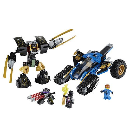 LEGO Ninjago Thunder Raider (70723)