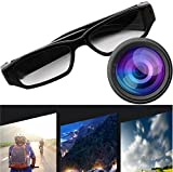 Mini 720P HD Camera Glasses Eyewear DVR Video Recorder Cam Camcorder