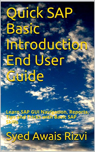 quick-sap-basic-introduction-end-user-guide-learn-sap-gui-navigation-reports-tips-and-tricks-with-ba
