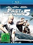 Fast & Furious 5 [Blu-ray]