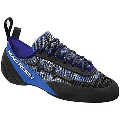 Mad Rock Pulse Postitive Climbing Shoe Blue/Black, 10.0