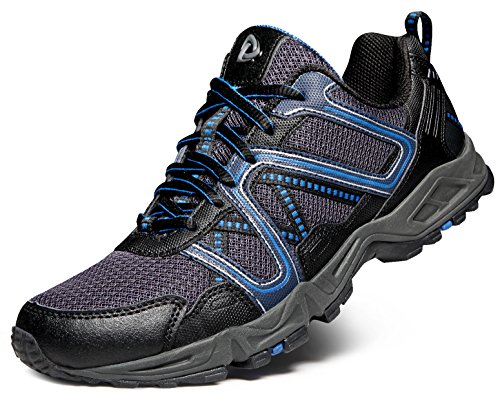 Tesla Mens Outdoor Sneakers Trail Running Shoe T330/T320 A2-T320-NVK rmZr4Wy