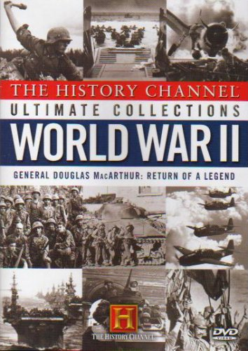 World War II - General Douglas MacArthur: Return of A Legend [DVD] The History Channel - Worlds Greatest Tag