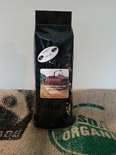 Lavanta Coffee Roasters 12 oz Indonesia Sulawesi Toraja 'White Eagle' Direct Trade Coffee, Whole Bean