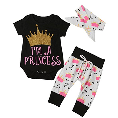 deeseetm-3pcs-kid-baby-girls-crown-letters-romper-pant-headband-clothes-outfit-set-label-size60