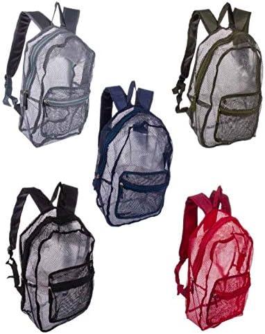 17 Mesh Wholesale Backpack