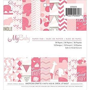baby girl paper