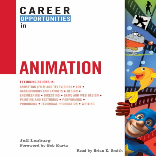 Career Opportunities in Animation