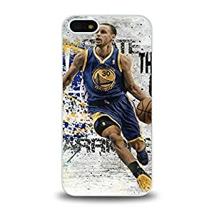iPhone 5 5S case protective back cover with NBA Golden State Warriors No. 30 Stephen Curry #3 wangjiang maoyi