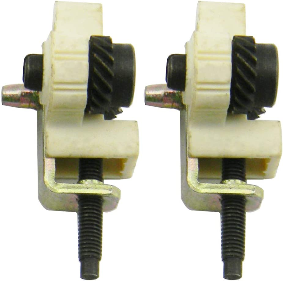 Hippotech - Juego de 2 tensores de Cadena para Motosierra STIHL 029 039 271 MS290 MS291 MS310 MS390