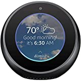 MightySkins Skin for Amazon Echo Spot - Custom Design | Protective, Durable, and Unique Vinyl Decal wrap Cover | Easy to Apply, Remove, and Change Styles | Made in The USA