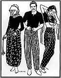 Sarouelles Folkwear Ethnic Patterns 119