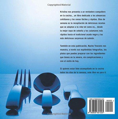 Días de semana: Amazon.es: Kristina Wetter, Nacho Troconis: Libros