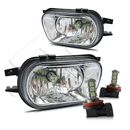 W203 Led Lights - 8