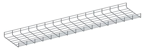 Amazon.com : Quest Manufacturing Wire Mesh Cable Tray, 2\