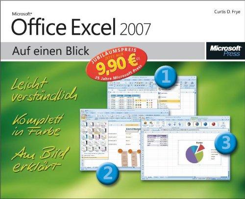 Microsoft Office Excel 2007 auf einen Blick