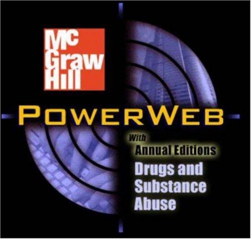 Drugs In Modern Society w/PowerWeb Drugs Mandatory Pkg.