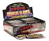 Magical Flames: Creates Colorful Flames For Wood Burning Fires! (12)