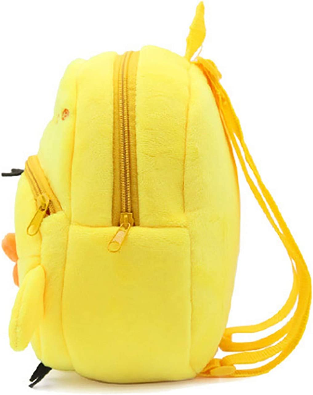 Backpack for Kids Yellow duck Toddler Child Cute Animal for Pre School Pre Kindergarten 1-3 Years