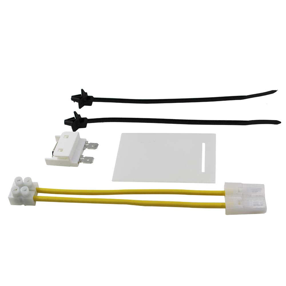 MAYITOP Dishwasher Link Door Switch Thermal Fuse Kit for Whirlpool, Sears, Kenmore, 8193762