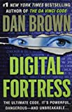 Book cover from Digital Fortress by Dan Brown