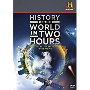 History Of The World In Two Hours [DVD] (2012)