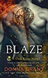 Blaze: A Dragon Romance <br>(Dark Kings)	 by  Donna Grant in stock, buy online here