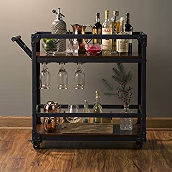 Belham Living Trenton Bar Cart