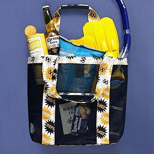 ナイロンカジュアル軽量ハンドバッグ収納バッグスポーツピクニックバッグショルダーバッグ YZUEYT