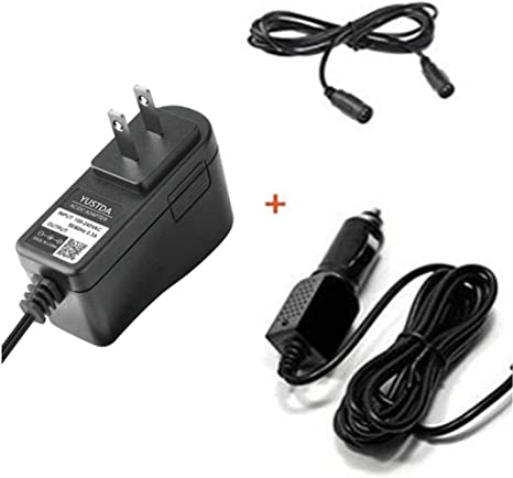 WALL charger AC adapter for Mamba 200 instant boost 6-in-1 jump ...
