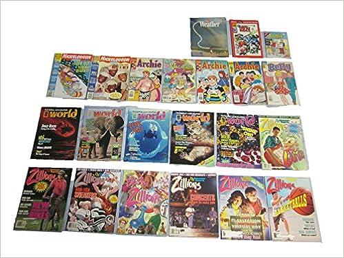 Amazon.com: Assorted Magazines and Comics (22 Items ...