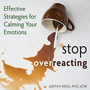 Stop Overreacting Audiobook