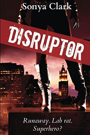book cover of Disruptor